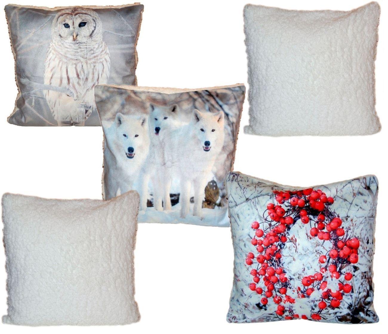 kissenh lle 40x40 cm weihnachten kissenbezug. Black Bedroom Furniture Sets. Home Design Ideas