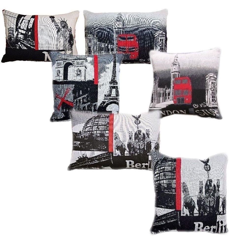 kissenh lle gobelinkissen berlin new york paris london. Black Bedroom Furniture Sets. Home Design Ideas