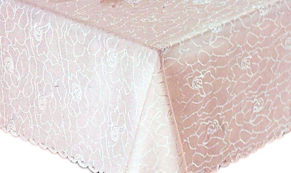 jacquard damast tischdecke pflegeleicht b gelfrei rosen. Black Bedroom Furniture Sets. Home Design Ideas