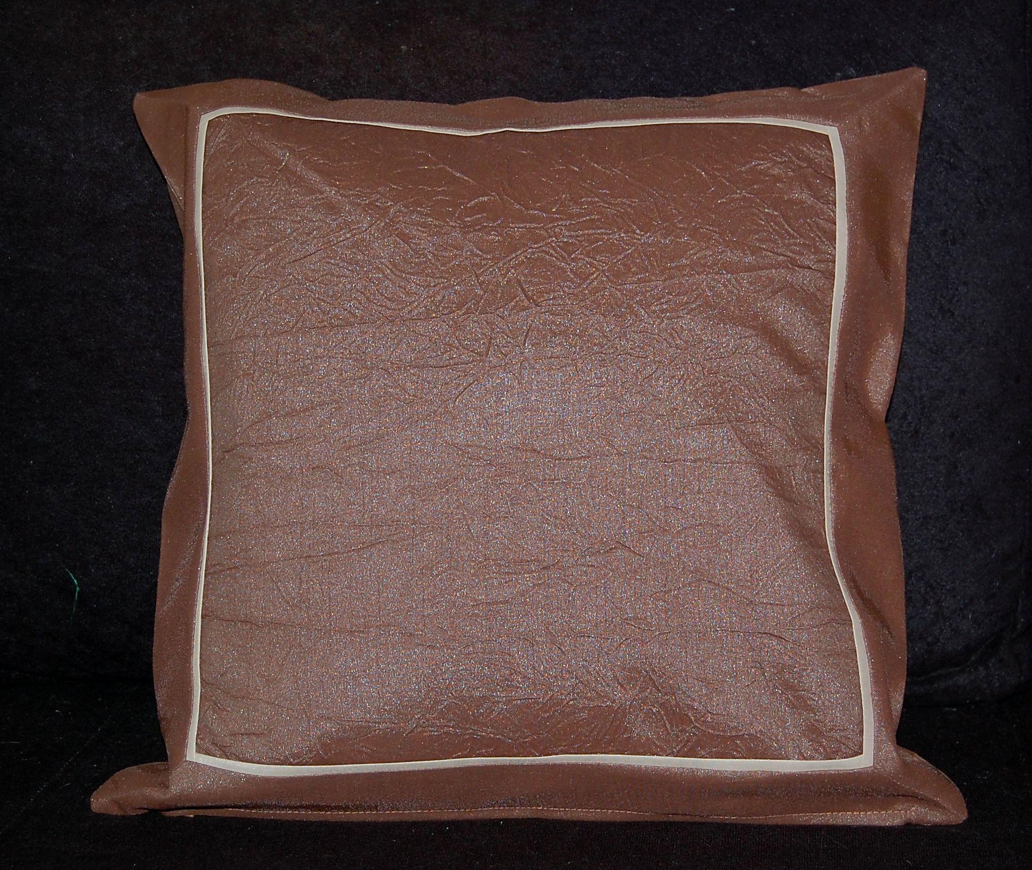 tischdecke braun zierband beige mitteldecke tischl ufer kissenh lle tischtuch schkeuditz sachsen. Black Bedroom Furniture Sets. Home Design Ideas