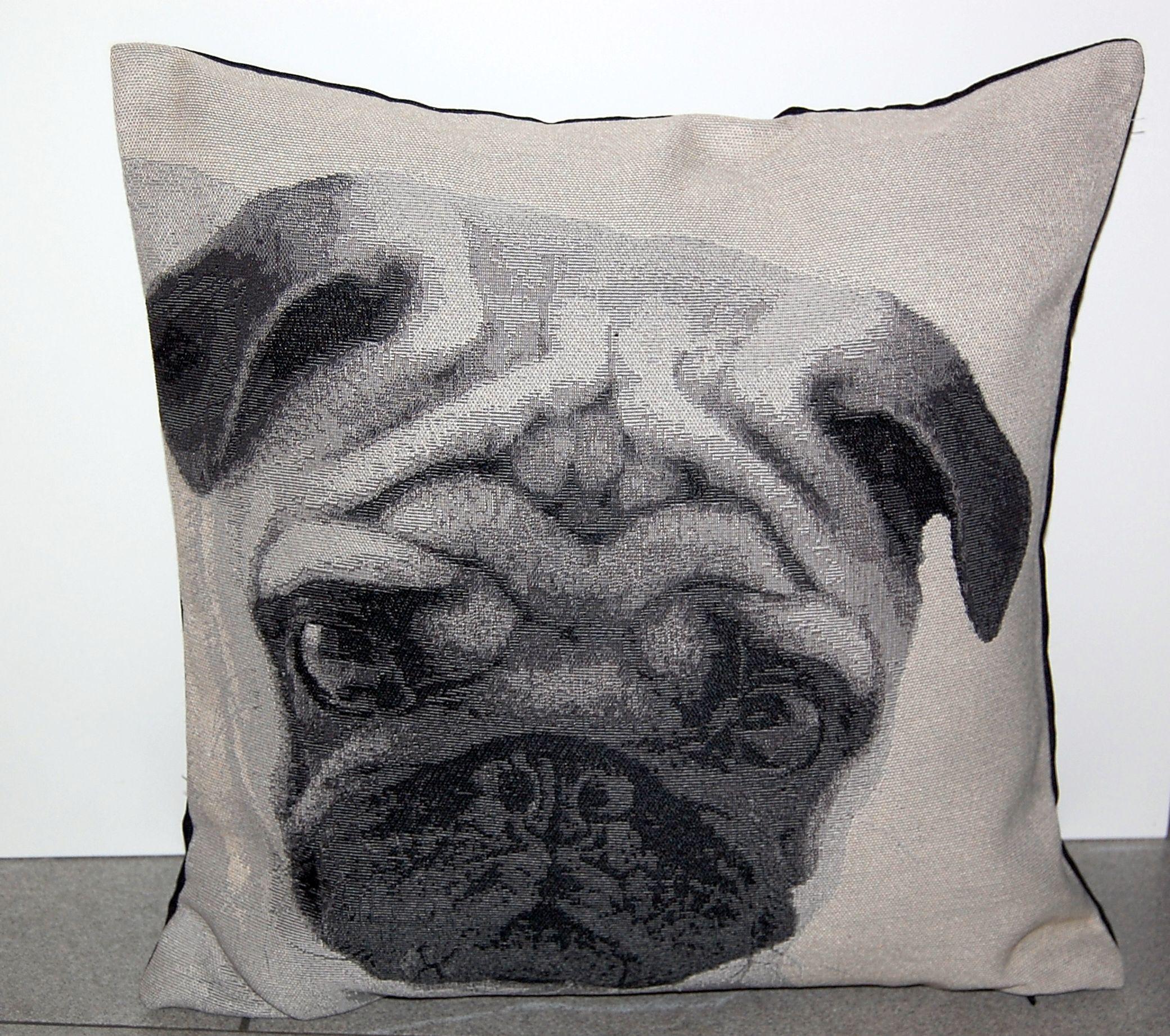 coussin housse 40x40 cm tapis coussins du canap taie d 39 oreiller photo balais cheval taie d. Black Bedroom Furniture Sets. Home Design Ideas